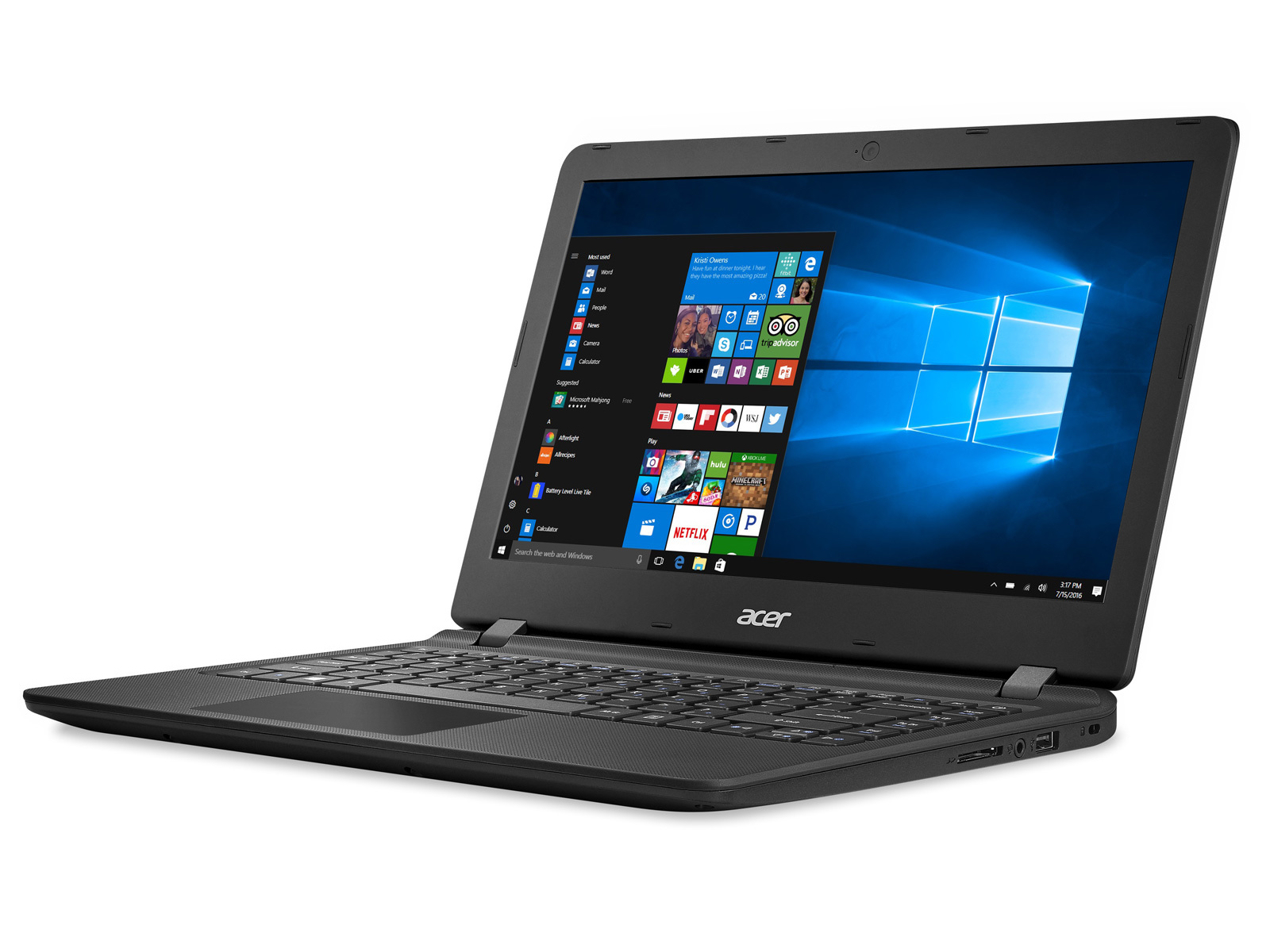 Test Acer Aspire ES1 332 P91H Laptop