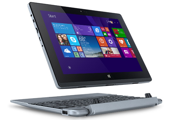 Test Acer One 10 S1002 17HU Convertible