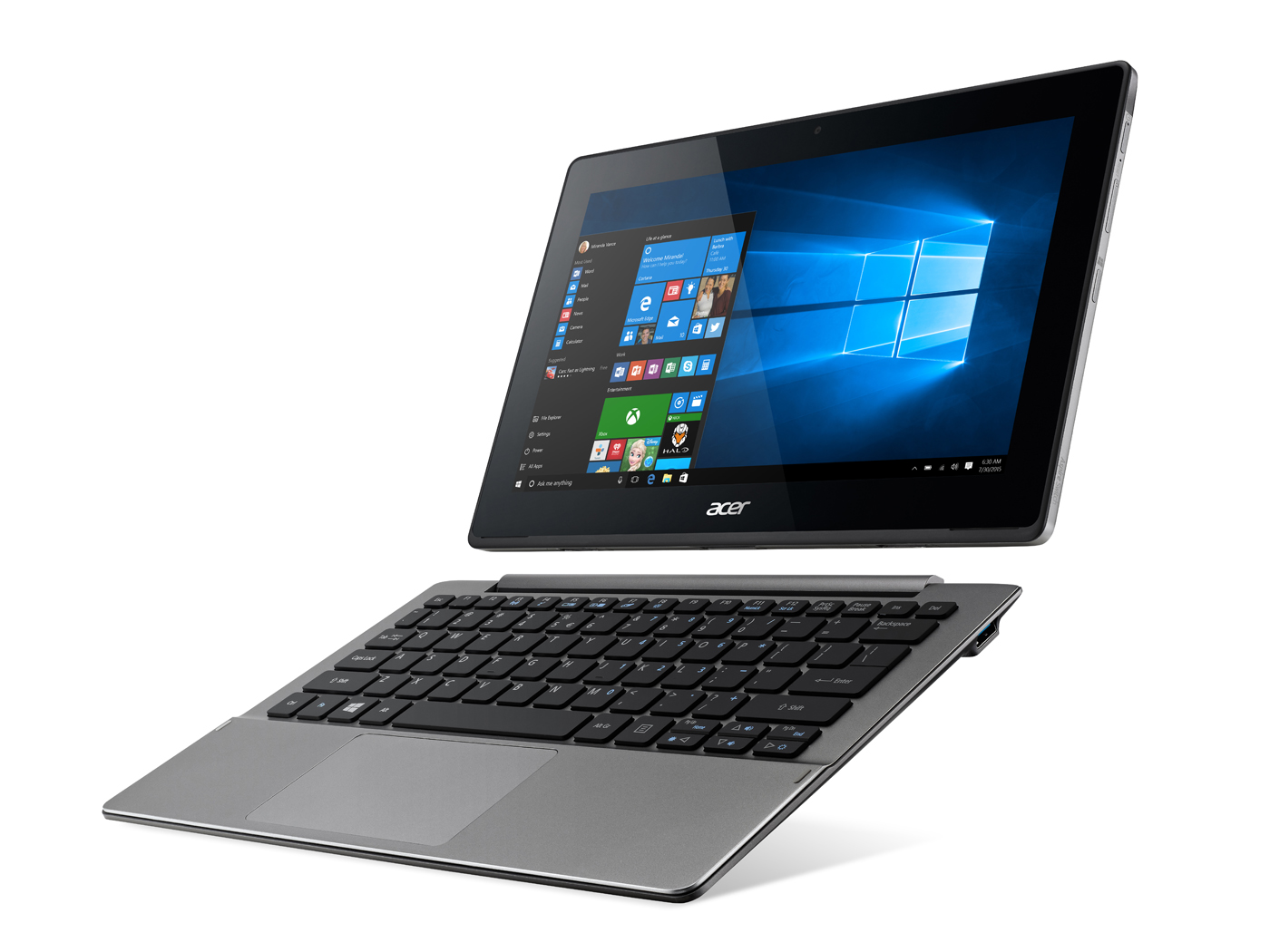 Test Acer Aspire Switch 11V SW5 173 614T Convertible