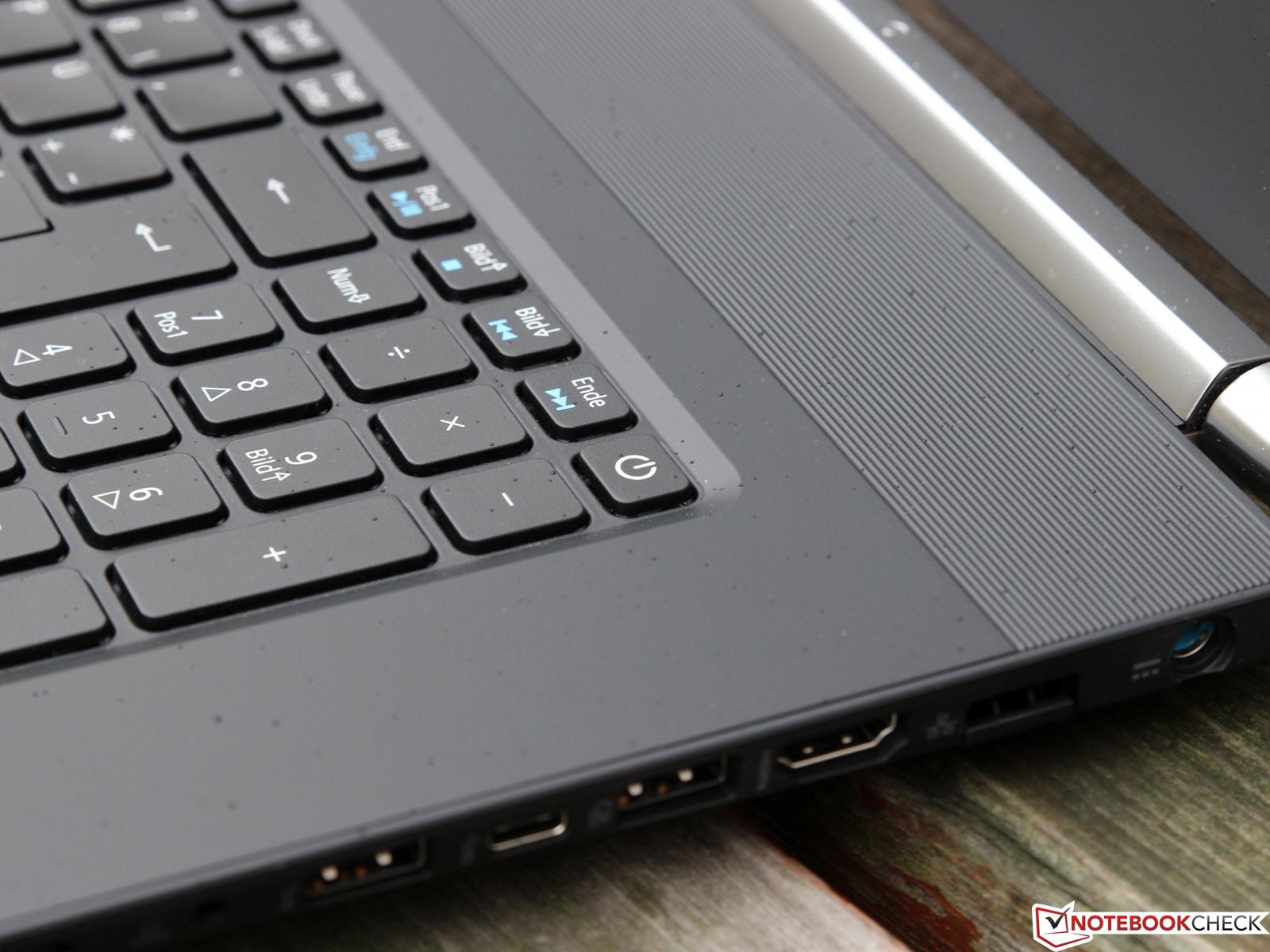 Test Acer Aspire V 17 Nitro Vn7 792g 55sf Notebook