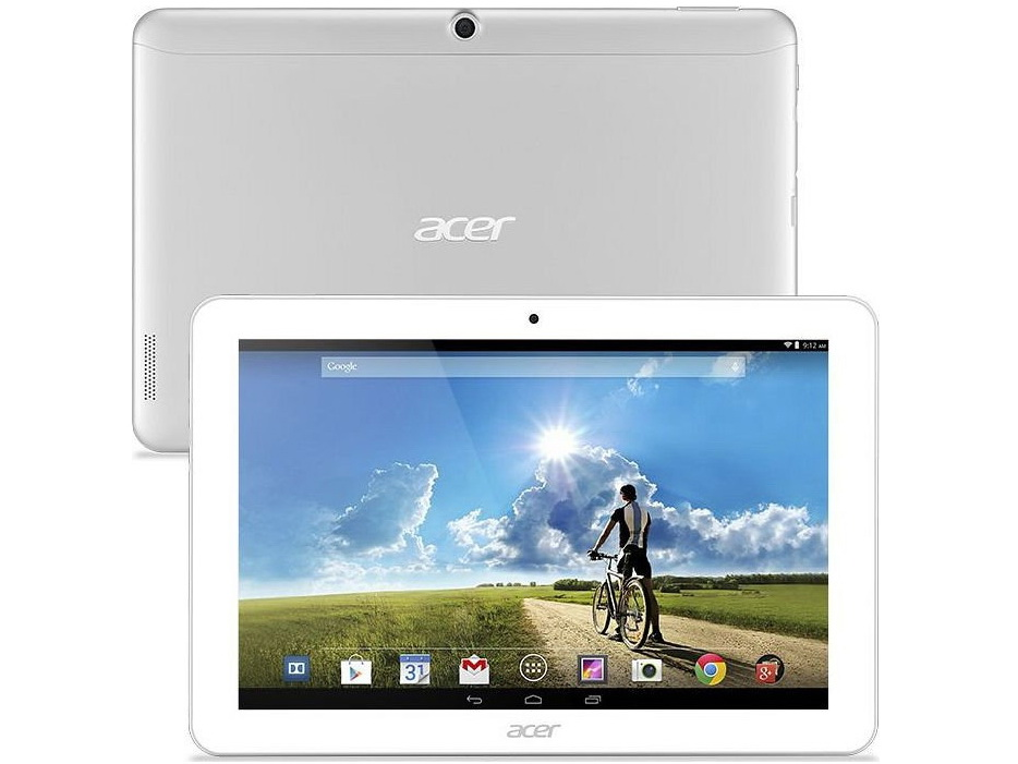 Test Acer Iconia Tab 10 A3 A20 Tablet