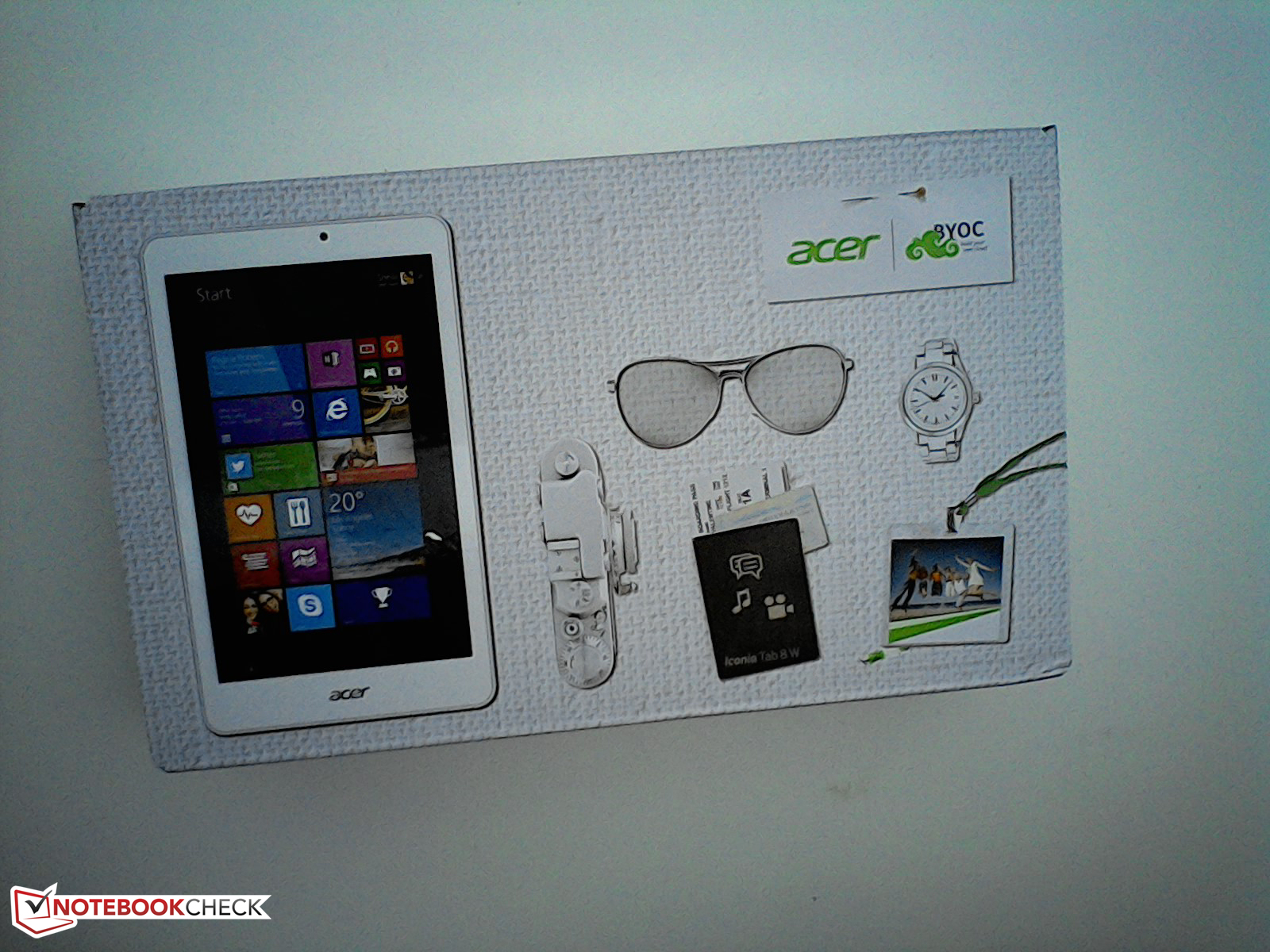 Acer iconia tab 8 a1-840fhd-10g2 - 62c05