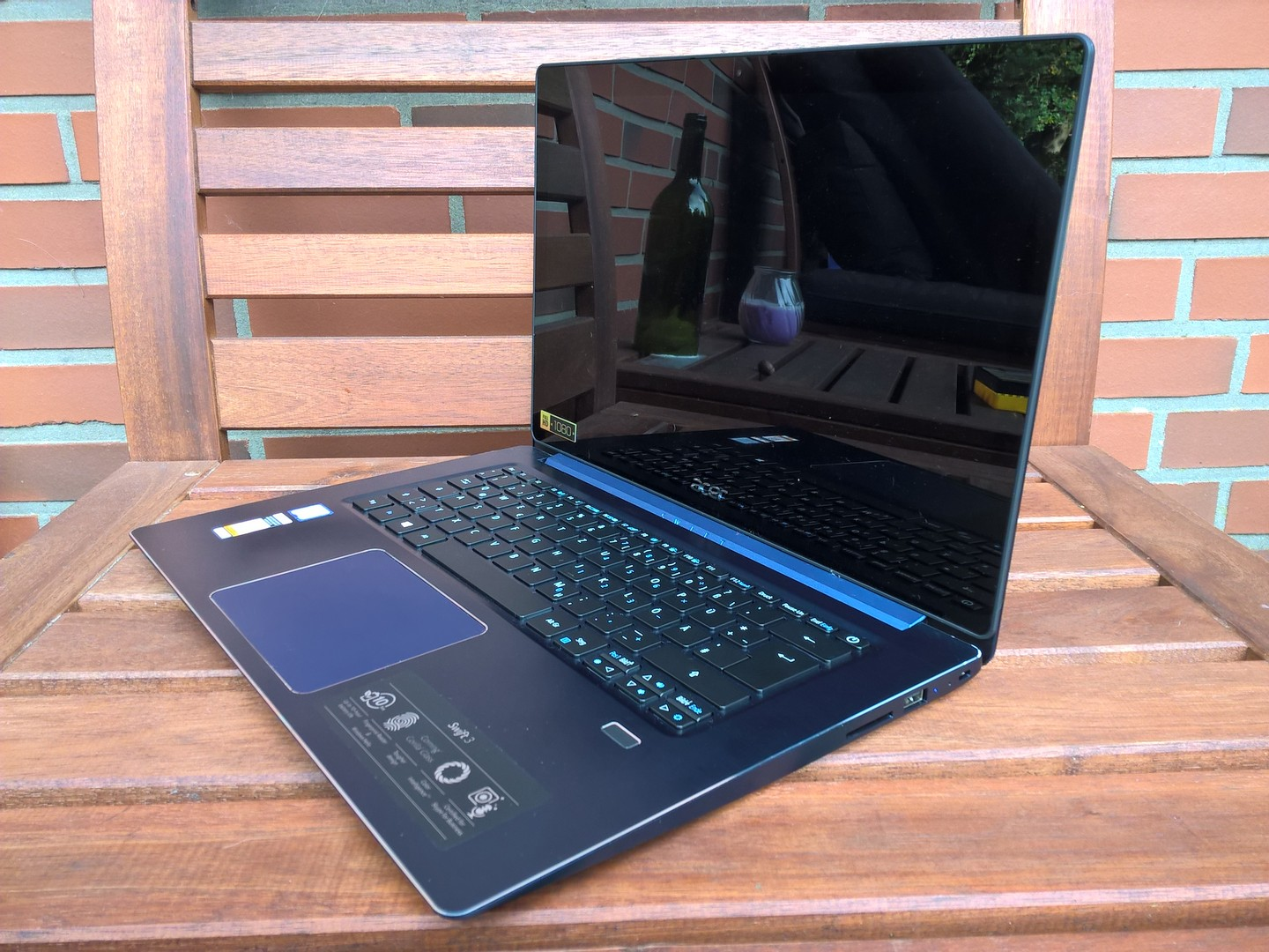 Test Acer Swift 3 SF314 (i5-7200U, HD 620) Laptop - Notebookcheck.com Tests
