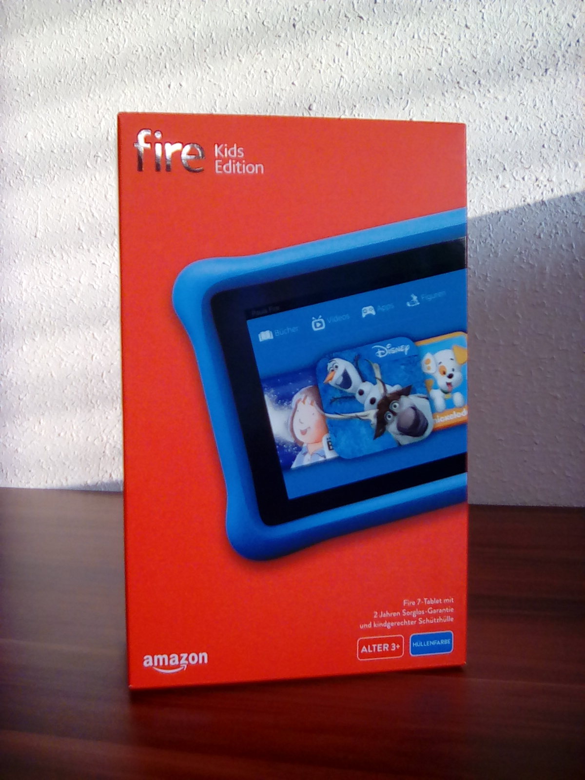Test Amazon Fire Kids Edition (Late 2015) Tablet ...