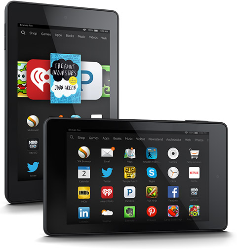 Test Amazon Kindle Fire HD 6 Tablet