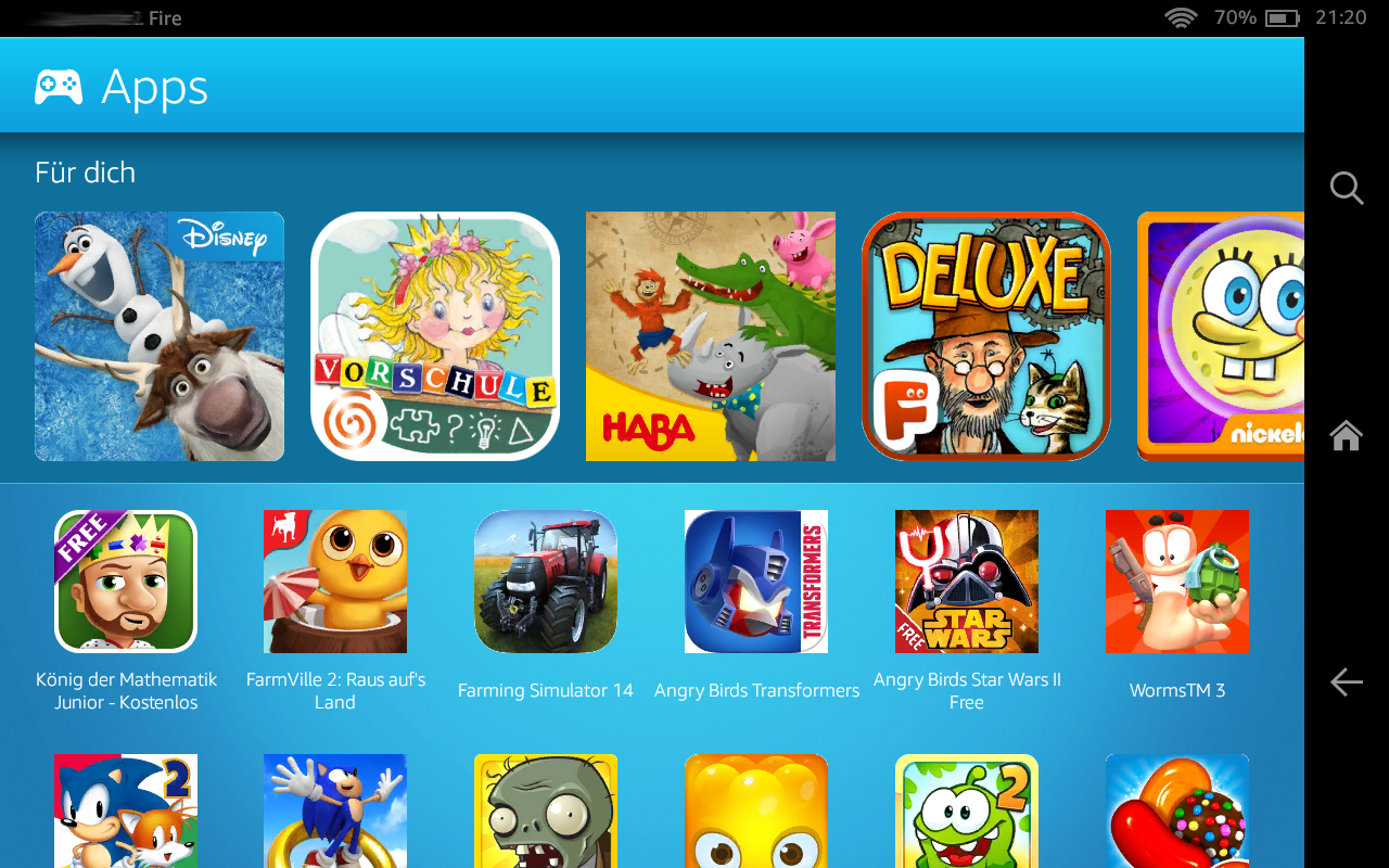 Test Amazon Kindle Fire HD 6 Kids Edition Tablet ...