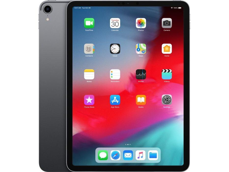 test apple ipad pro 11 2018 wifi 64 gb tablet tests. Black Bedroom Furniture Sets. Home Design Ideas