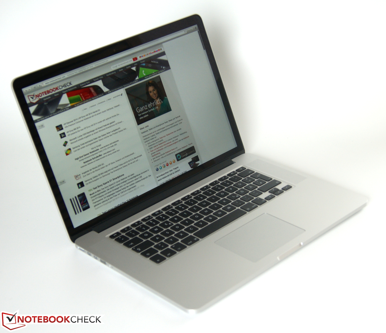 test apple macbook pro retina 15 zoll late 2013. Black Bedroom Furniture Sets. Home Design Ideas