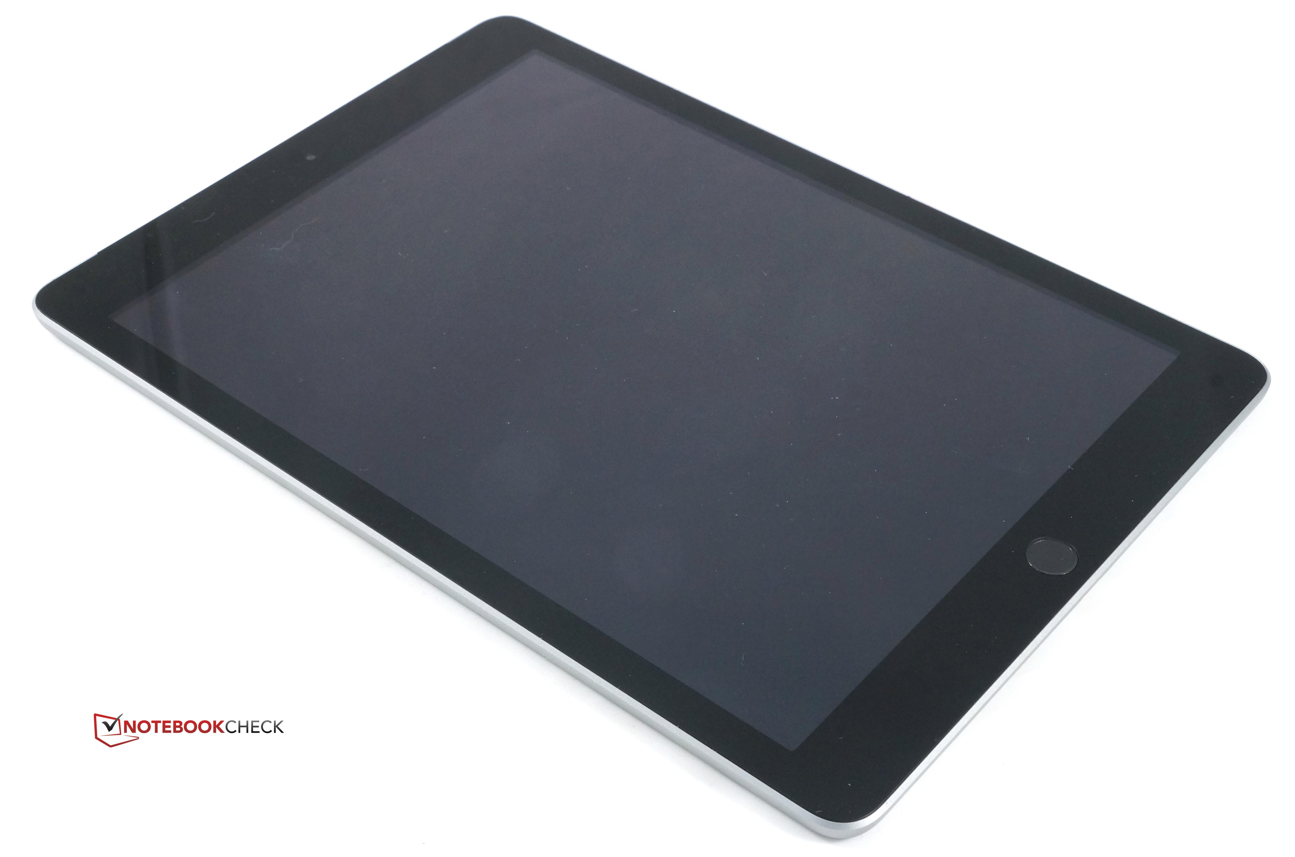 Test Apple IPad 2017 Tablet
