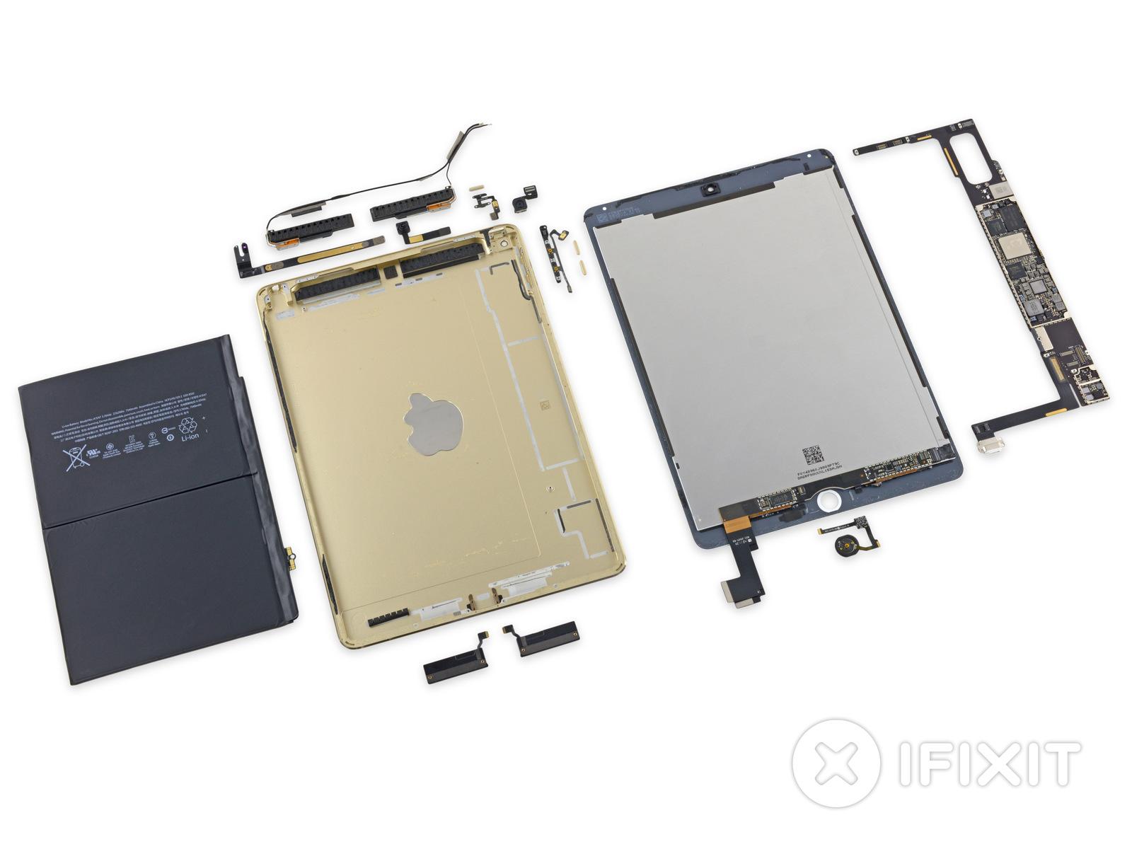 test apple ipad air 2 a1567 128 gb lte tablet tests. Black Bedroom Furniture Sets. Home Design Ideas