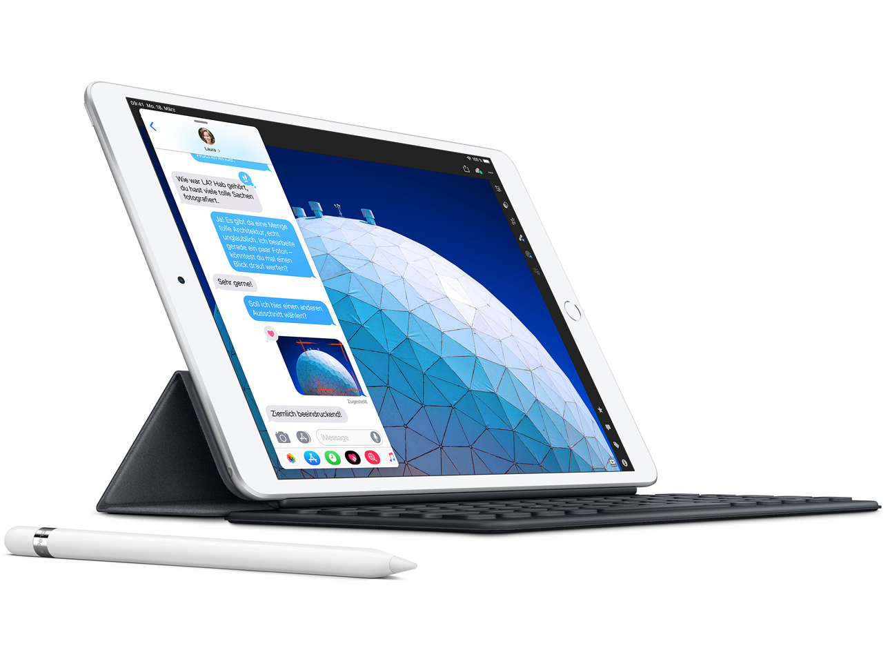 Test Apple Ipad Air 2019 Tablet Notebookcheck Com Tests