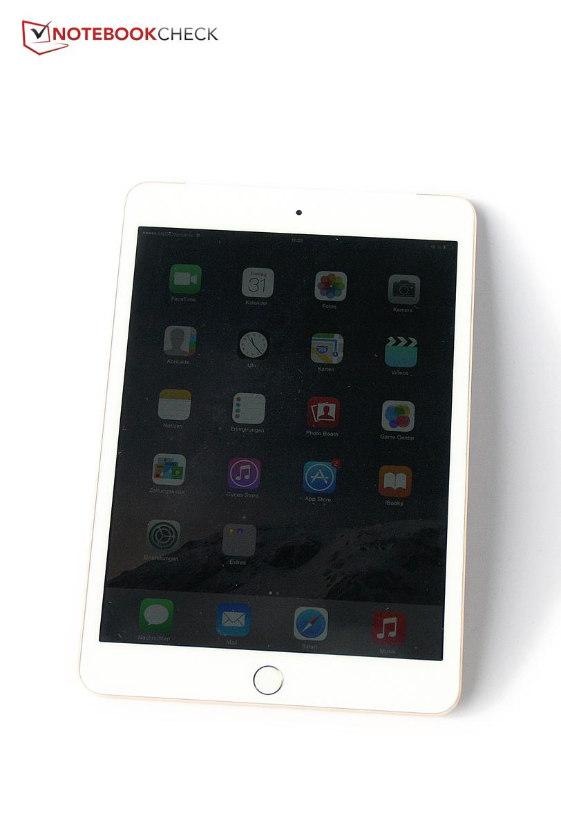 test apple ipad mini 3 tablet tests. Black Bedroom Furniture Sets. Home Design Ideas