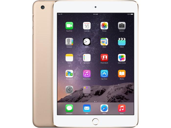 Test Apple iPad Mini 3 Tablet