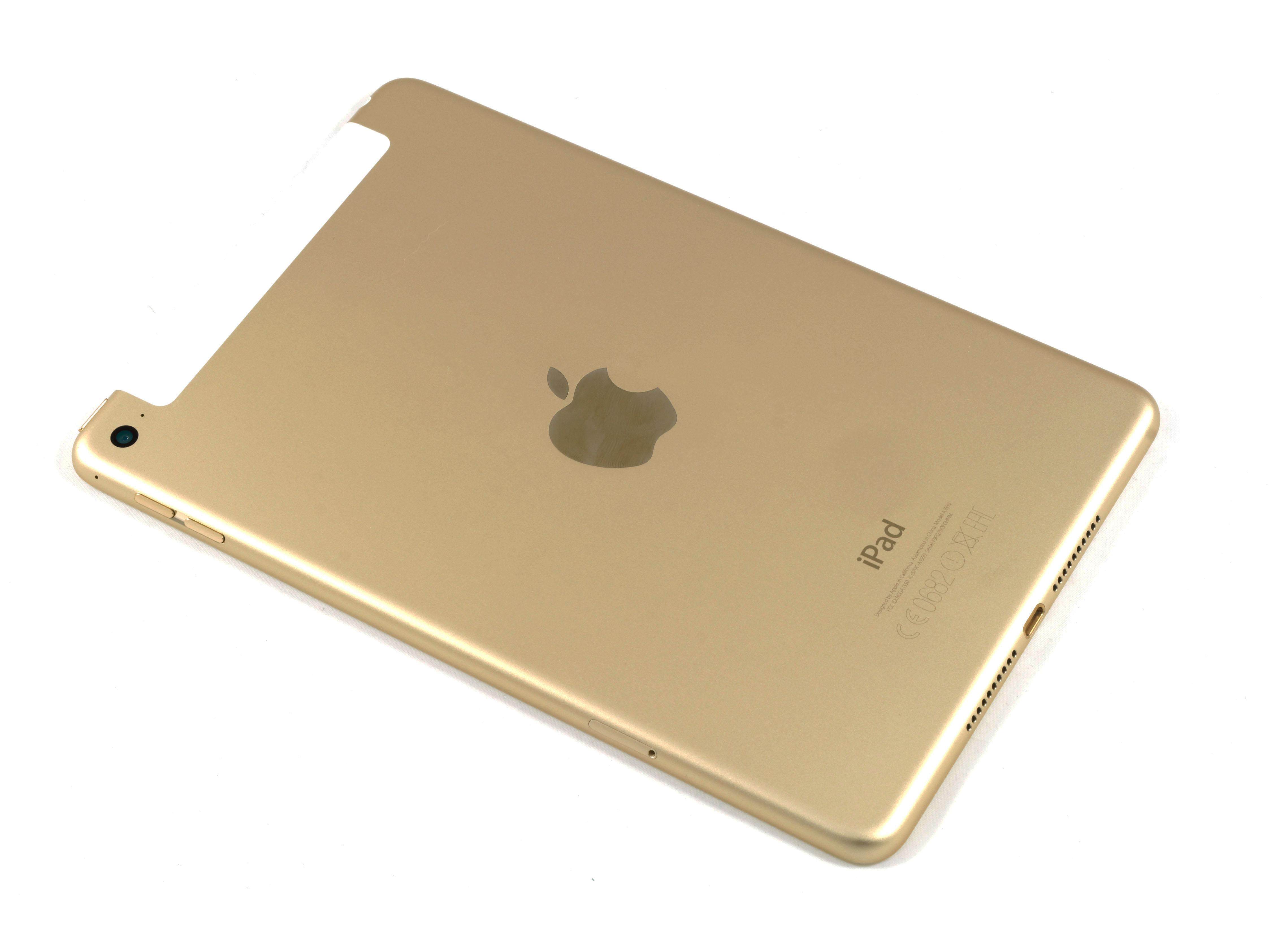 Test Apple iPad Mini 4 Tablet