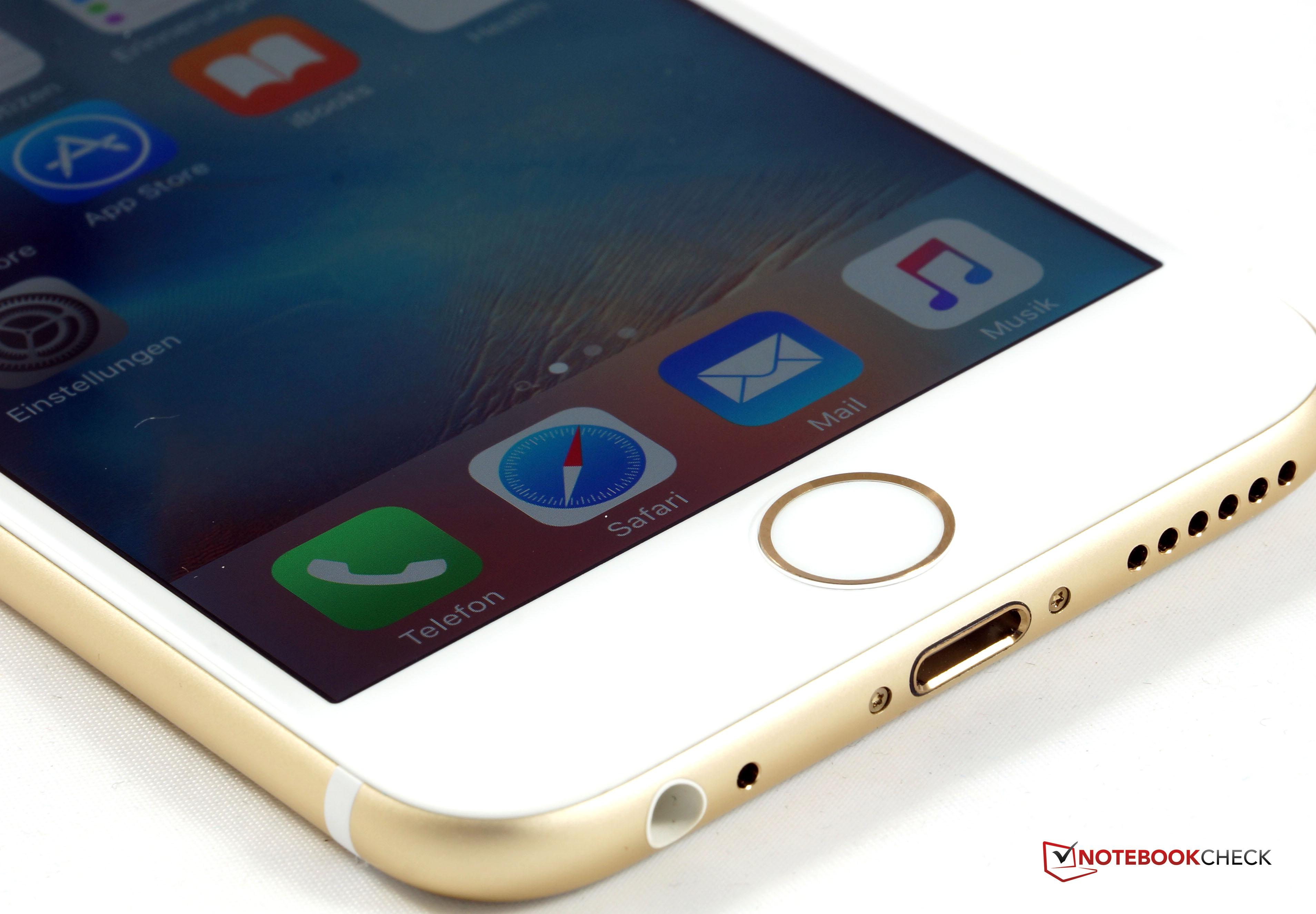 Test Apple iPhone 6S Smartphone - Notebookcheck.com Tests