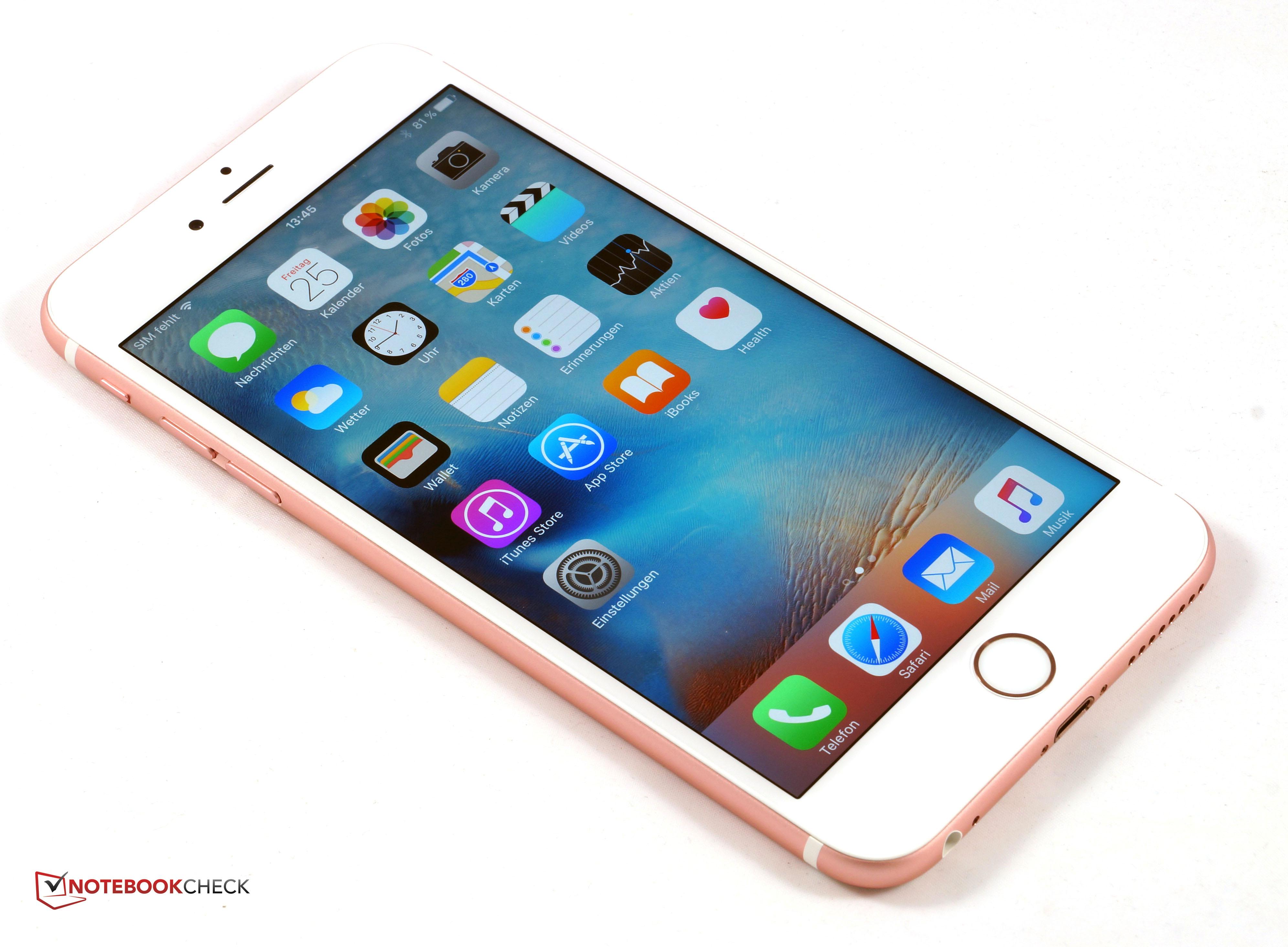 Erster Eindruck: Apple iPhone 6S und iPhone 6S Plus im