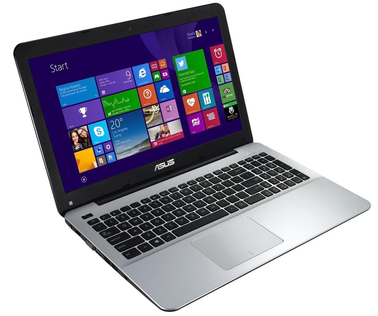 ноутбук asus x555lf обзор