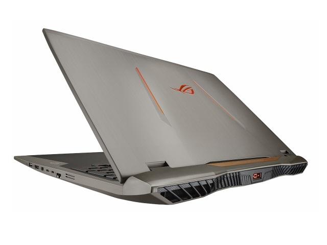 Test Asus ROG G701VIK Laptop