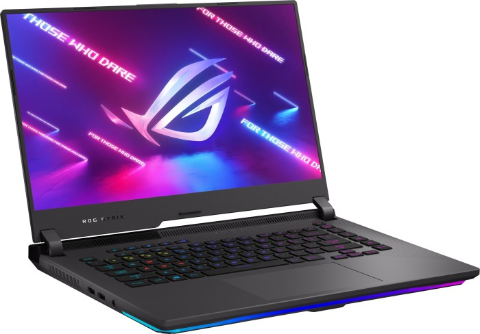 Test Asus ROG Strix G15 G513QR Laptop - AMD und Nvidia vereint - Notebookcheck.com