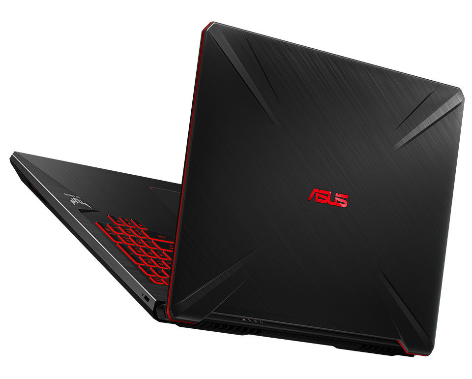 Test Asus Tuf Gaming Fx705ge I7 8750h Gtx 1050 Ti Ssd Fhd Laptop Notebookcheck Com Tests