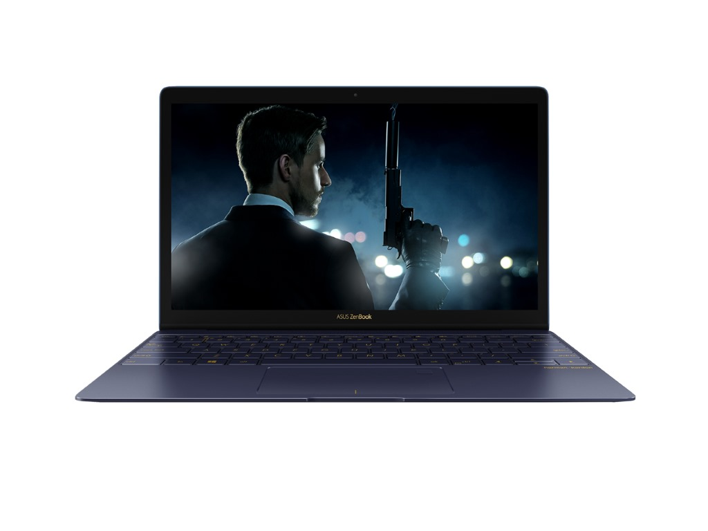Test Asus Zenbook 3 UX390UA-GS041T Laptop