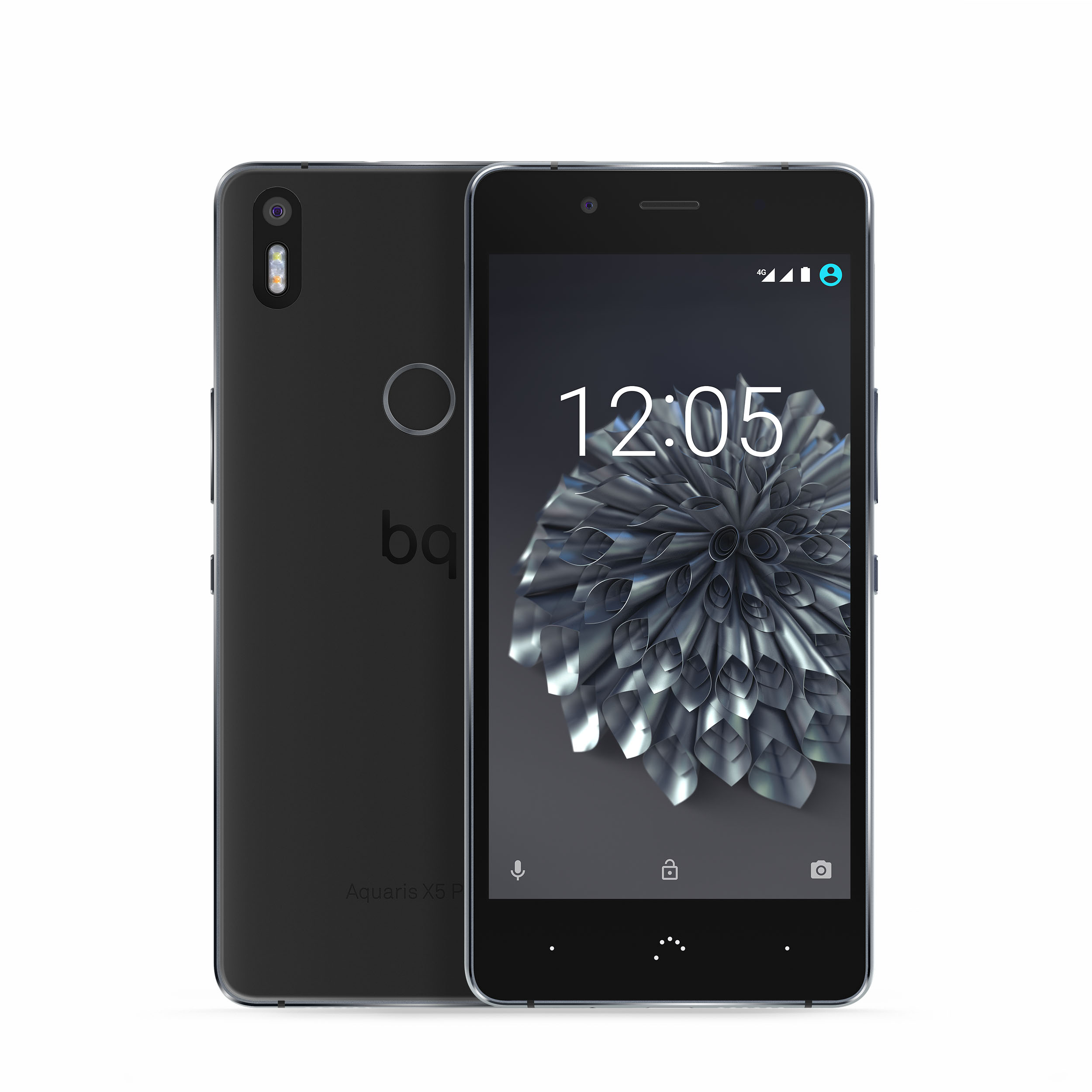 BQ AQUARIS X5 PLUS VS IPHONE