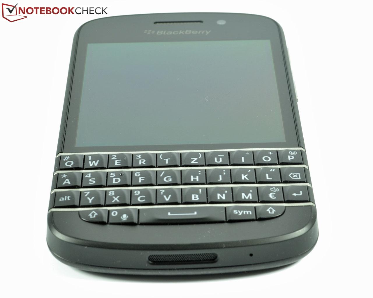 test blackberry q10 smartphone tests. Black Bedroom Furniture Sets. Home Design Ideas