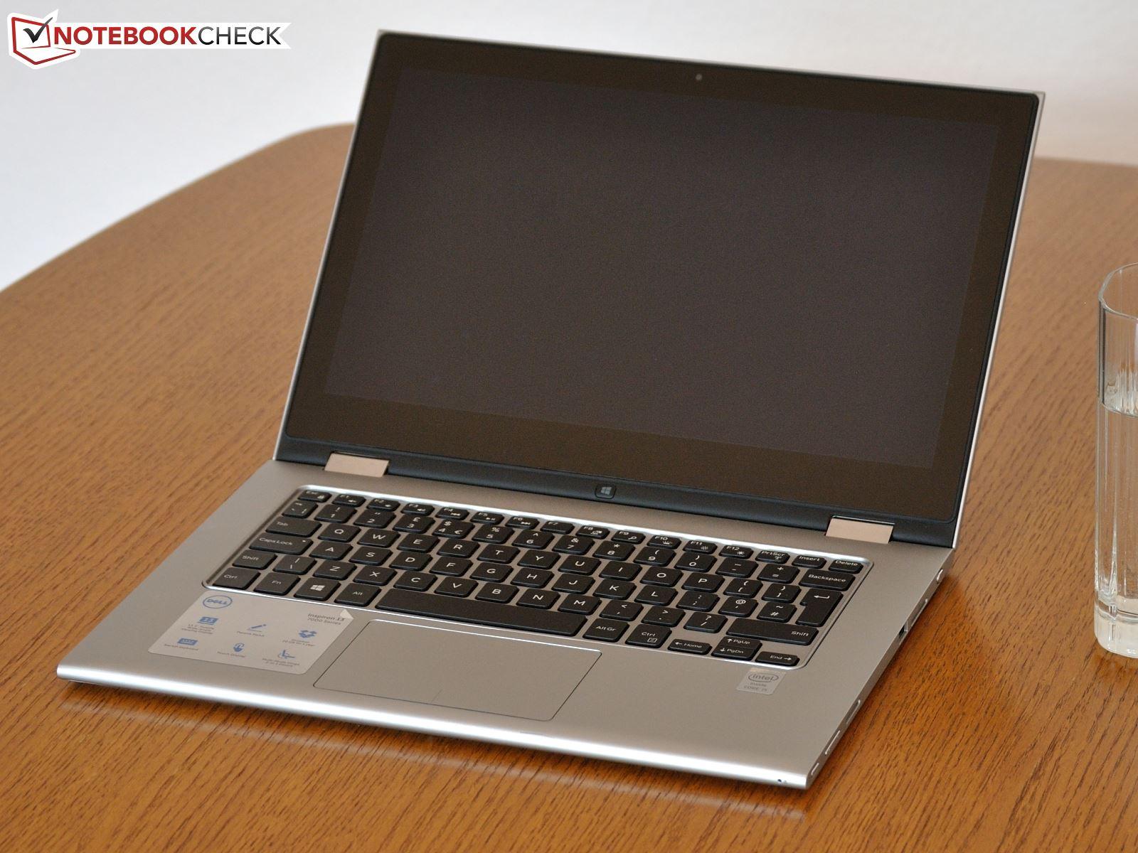 Test Dell Inspiron 13 7347 Convertible Notebookcheck Com
