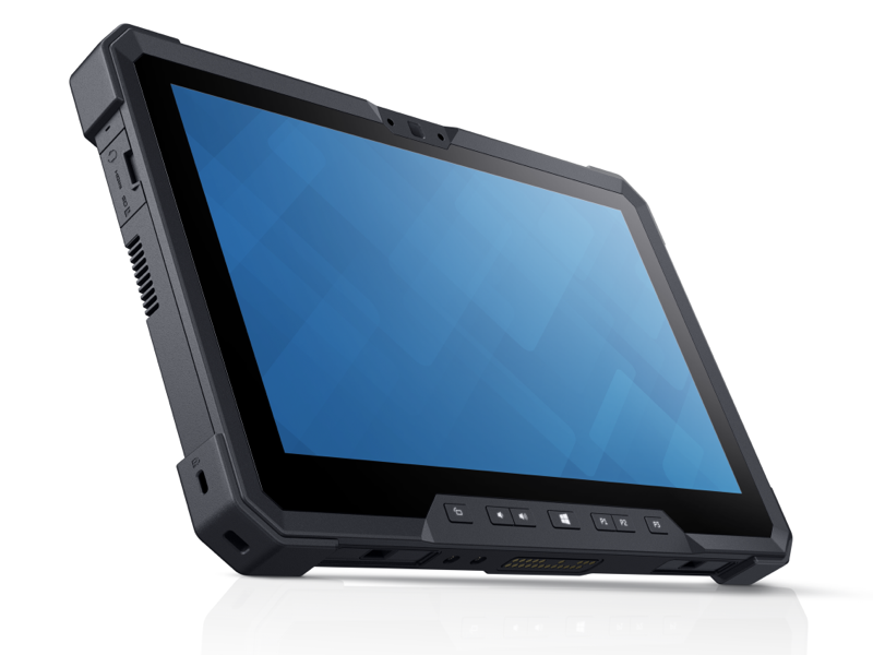 Test Dell Latitude 12 Rugged Tablet Notebookcheck Com Tests
