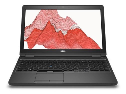 Test Dell Precision 3520 (i7-7820HQ, M620M) Workstation