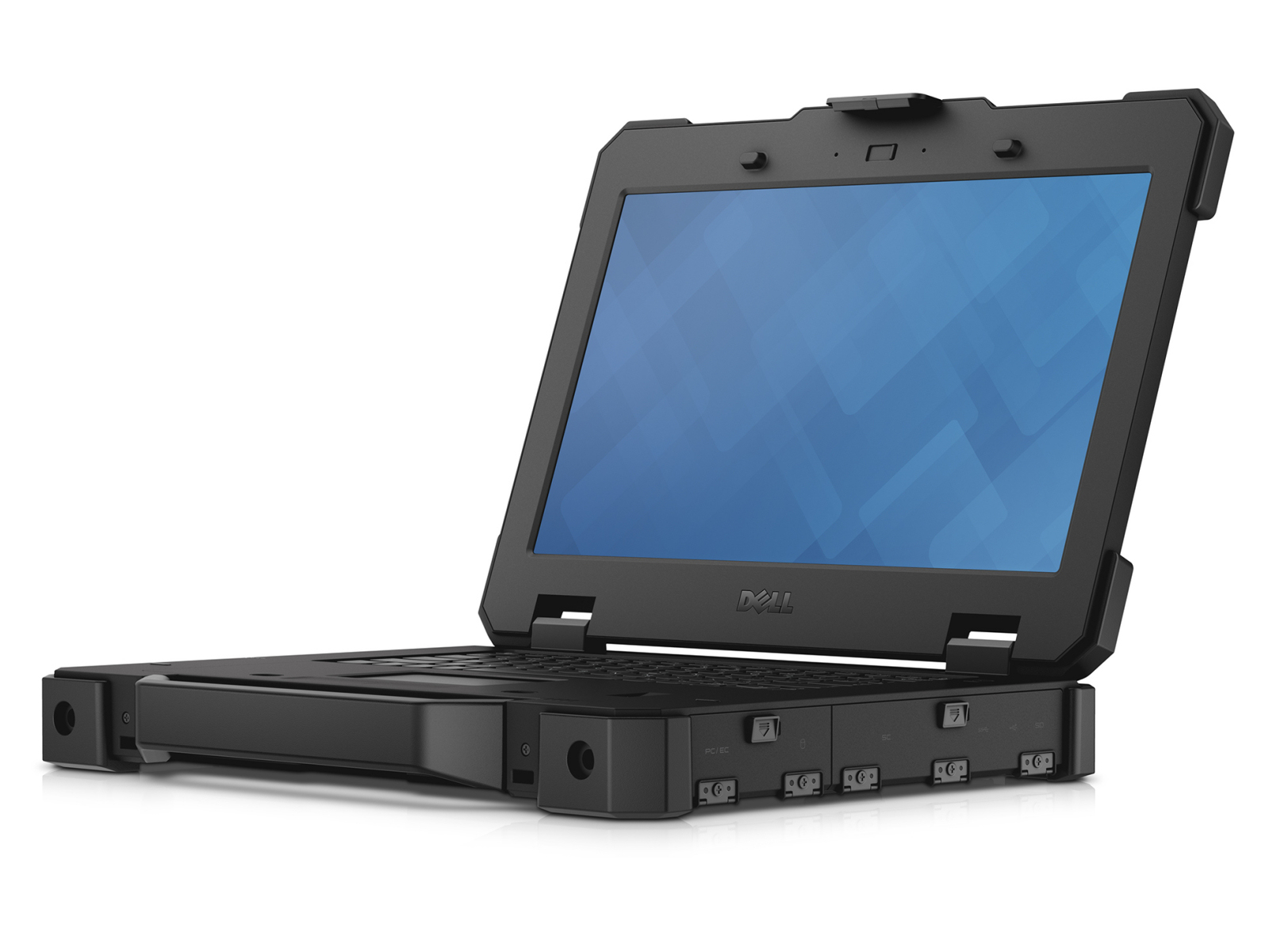 Test Dell Latitude 14 7414 Rugged Extreme (6200U, HD) Laptop