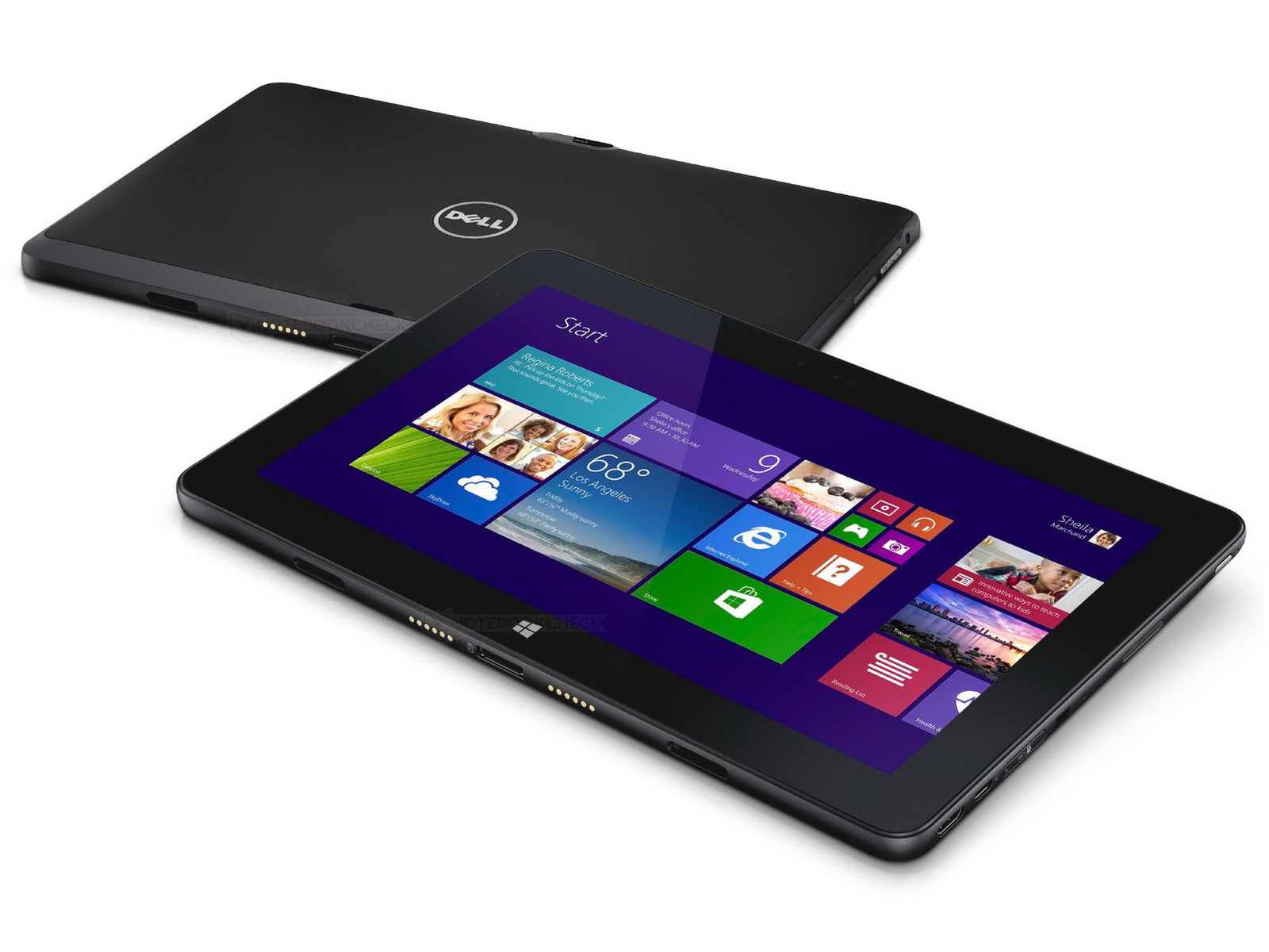 Test-Update Dell Venue 11 Pro 7130 Tablet