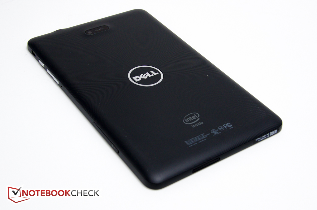 Test Dell Venue 8 Pro Tablet Notebookcheck Com Tests