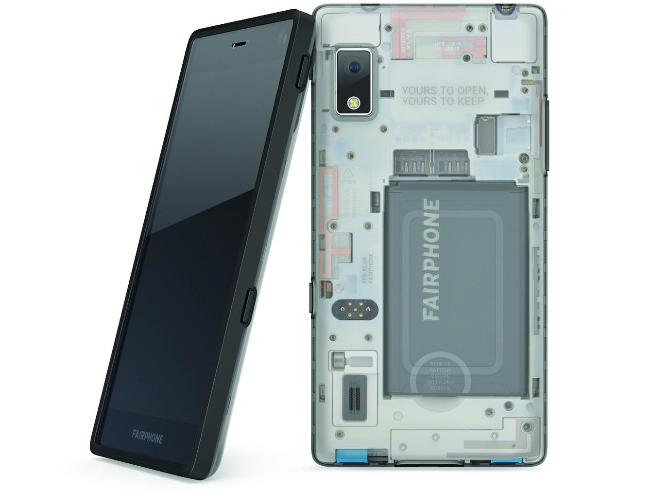Test Fairphone 2 Smartphone