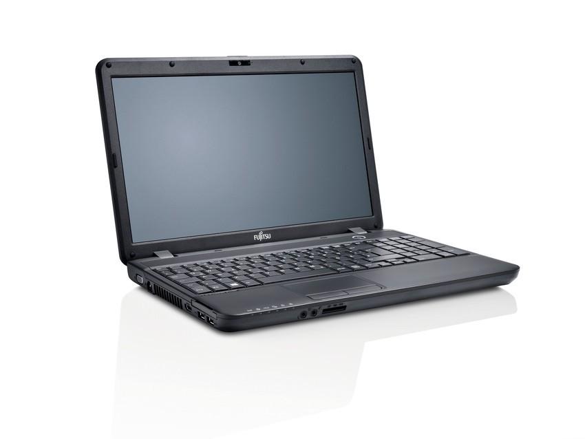 Fujitsu Lifebook Test