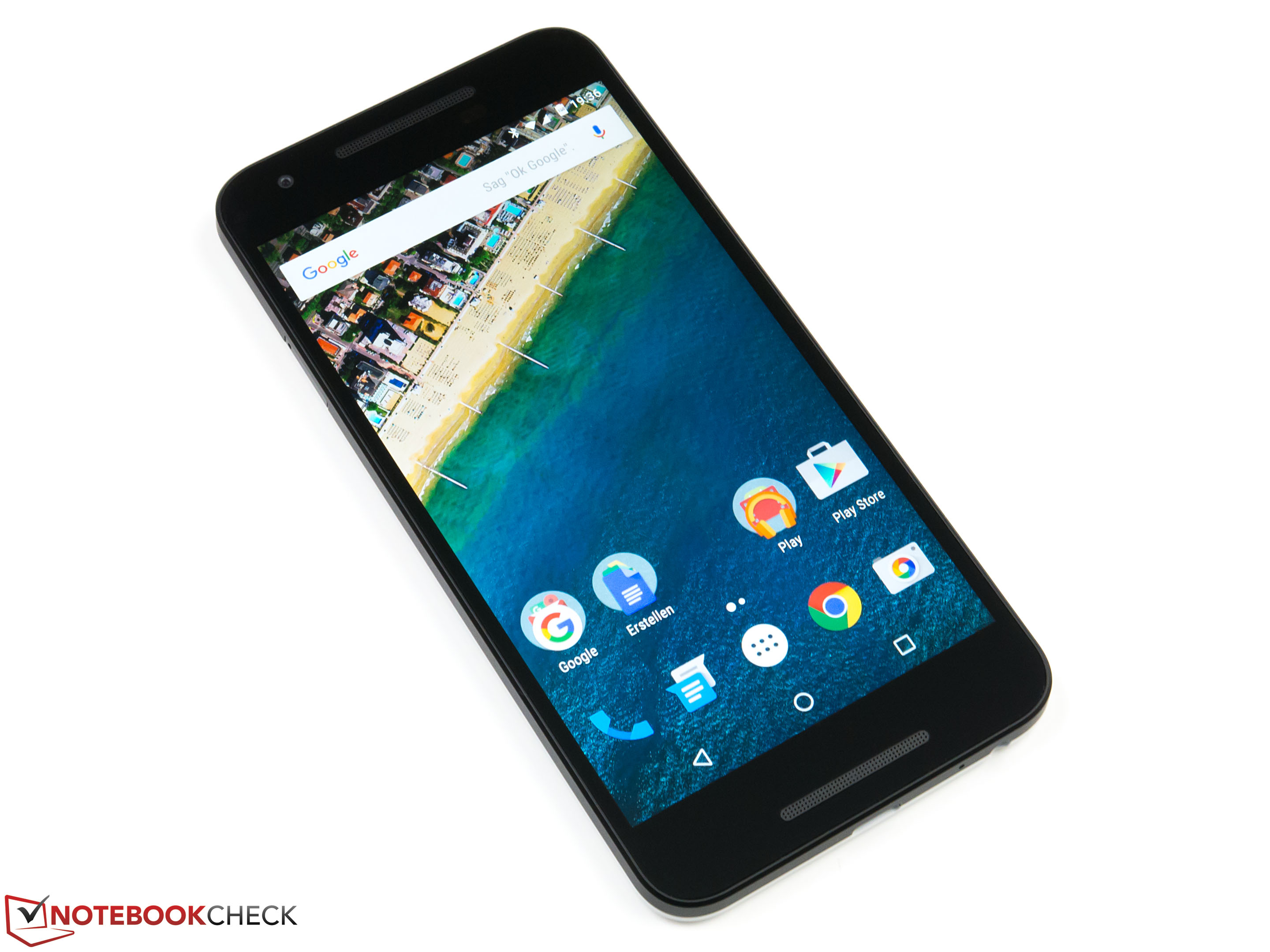 Test Google Nexus 5X Smartphone