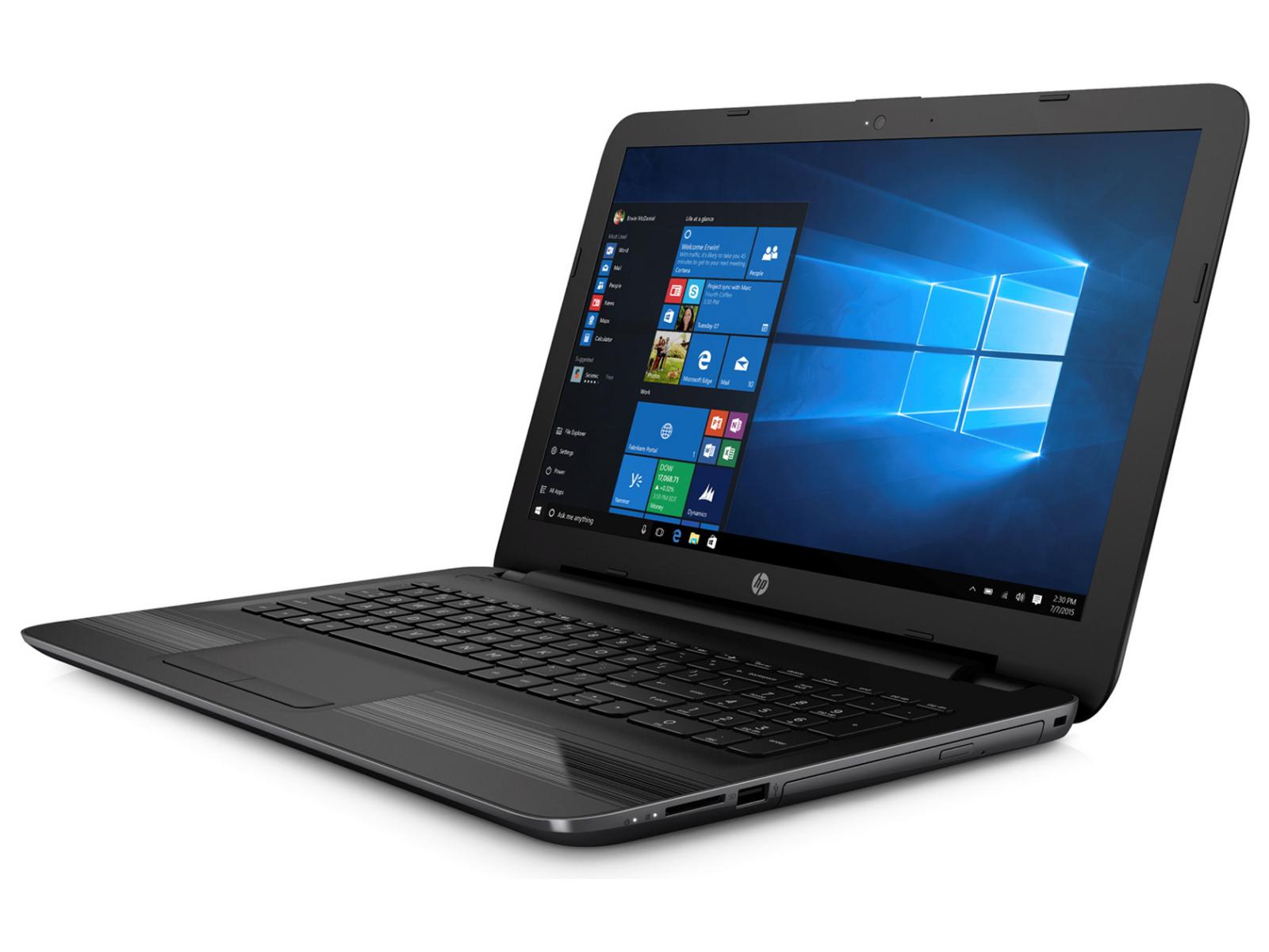 Test HP 15-ba077ng Laptop