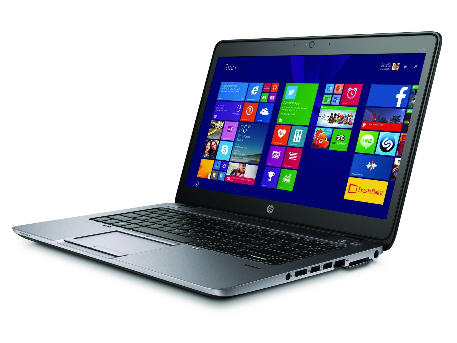 4zu3 HP Elitebook 840 G2