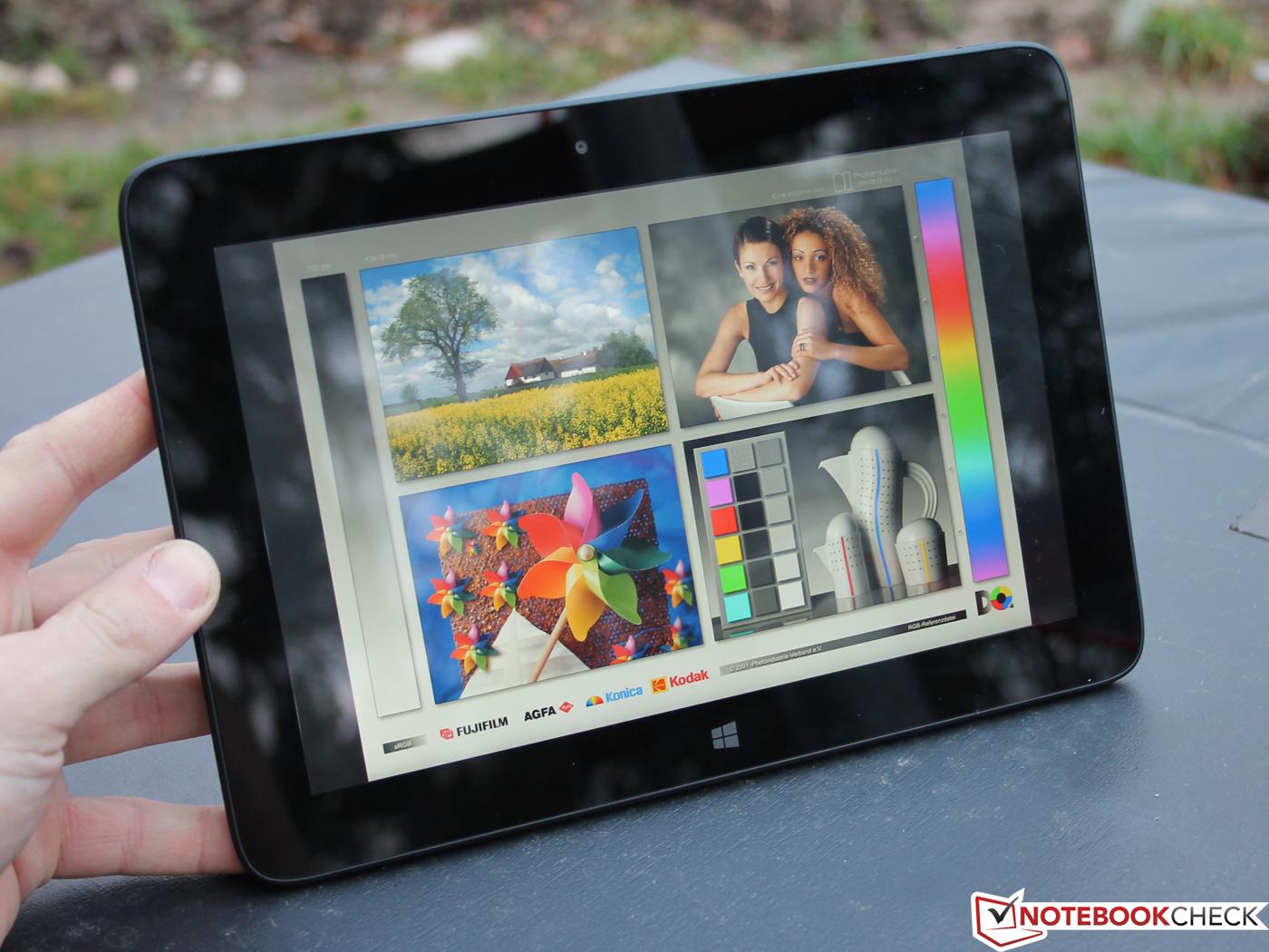 test hp omni 10 5600eg f4w59ea tablet notebookcheck. Black Bedroom Furniture Sets. Home Design Ideas