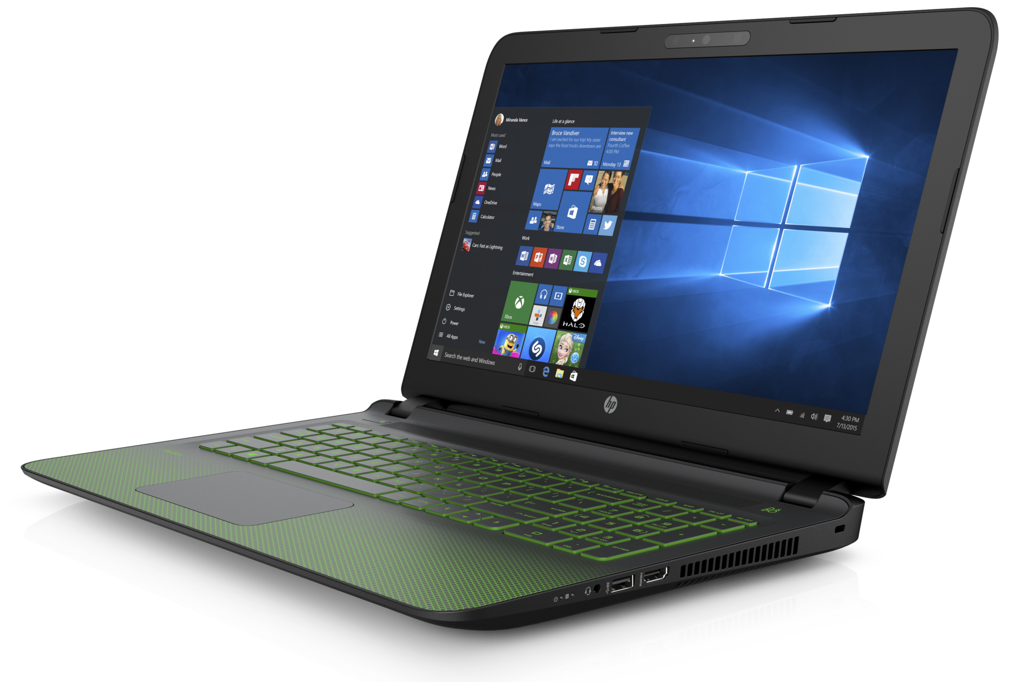 Test Hp Pavilion 15 I7 6700hq Gtx 950m Notebook