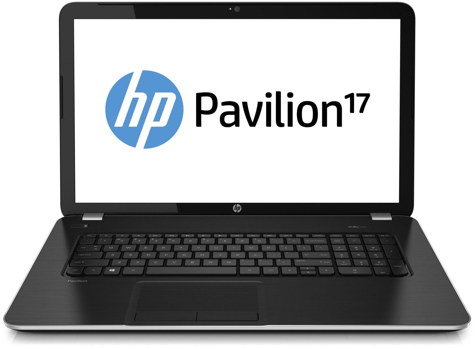 Test Update HP Pavilion 17 E126sg Notebook