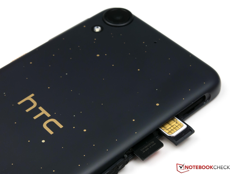 Test Htc Desire 530 Smartphone Notebookcheck Com Tests