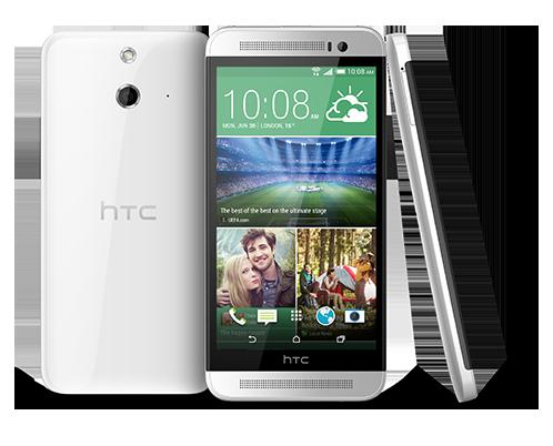 Test HTC One E8 Smartphone