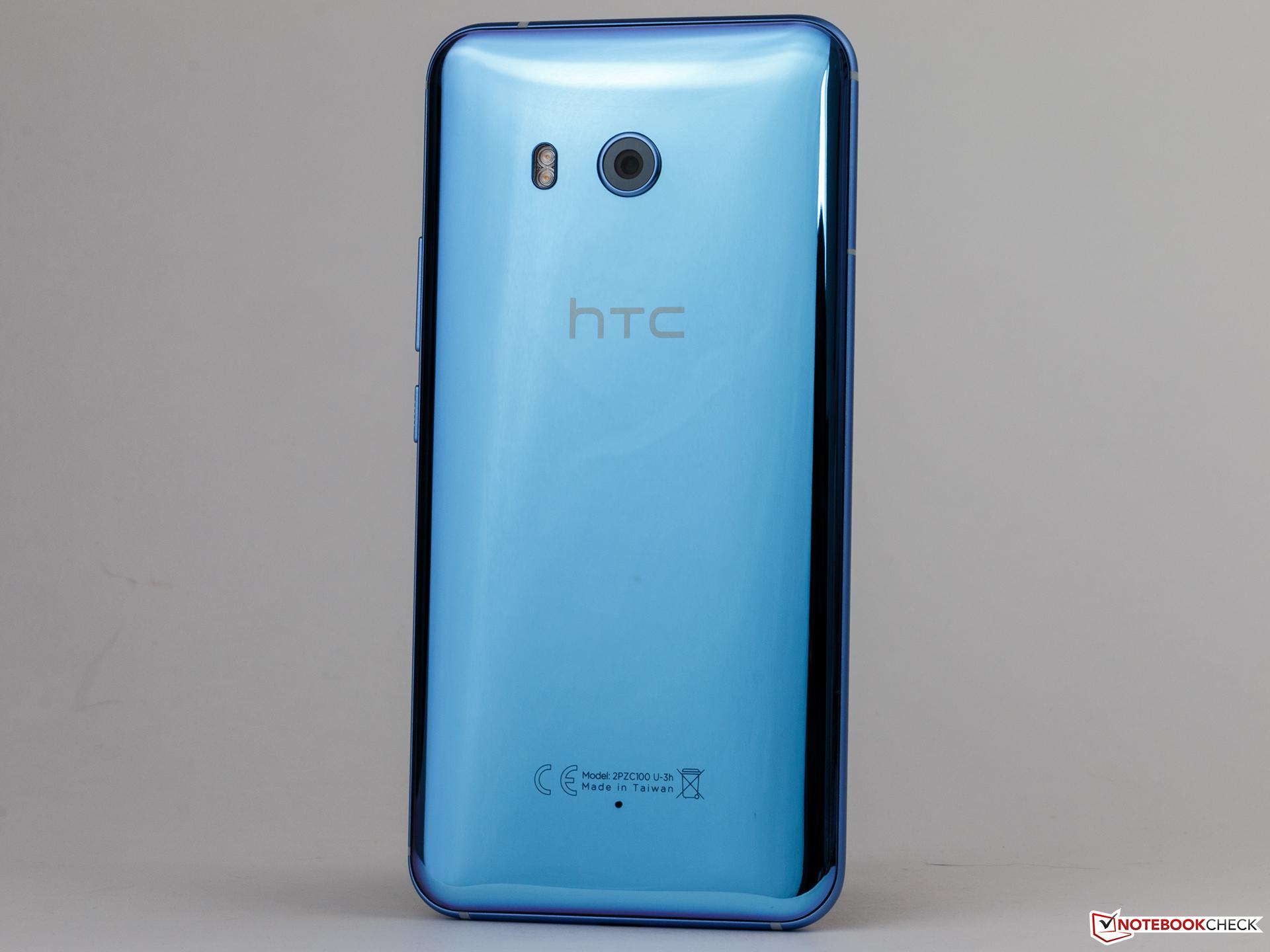 Test HTC U11 Smartphone
