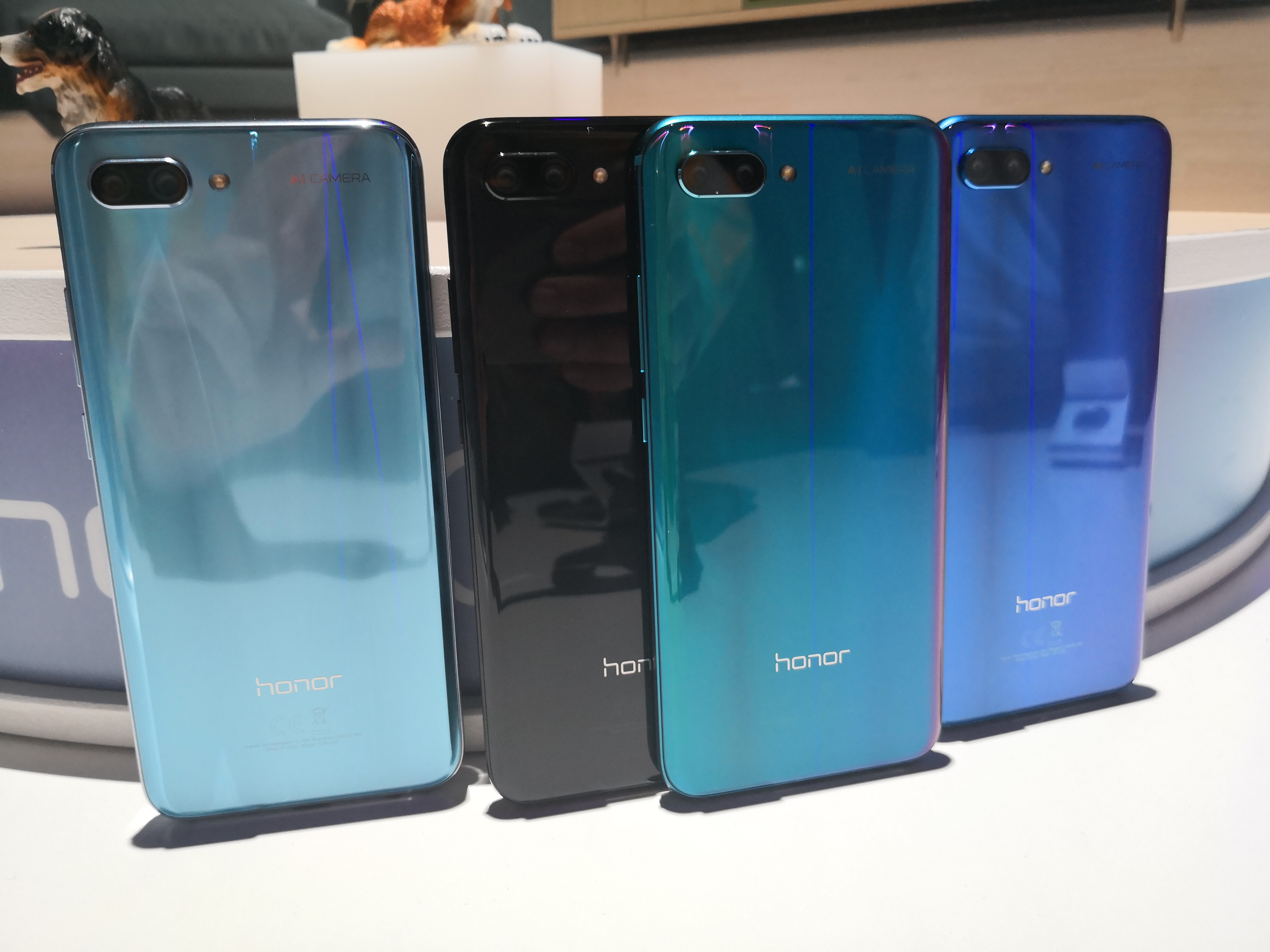 Test Honor 10 Smartphone - Notebookcheck.com Tests