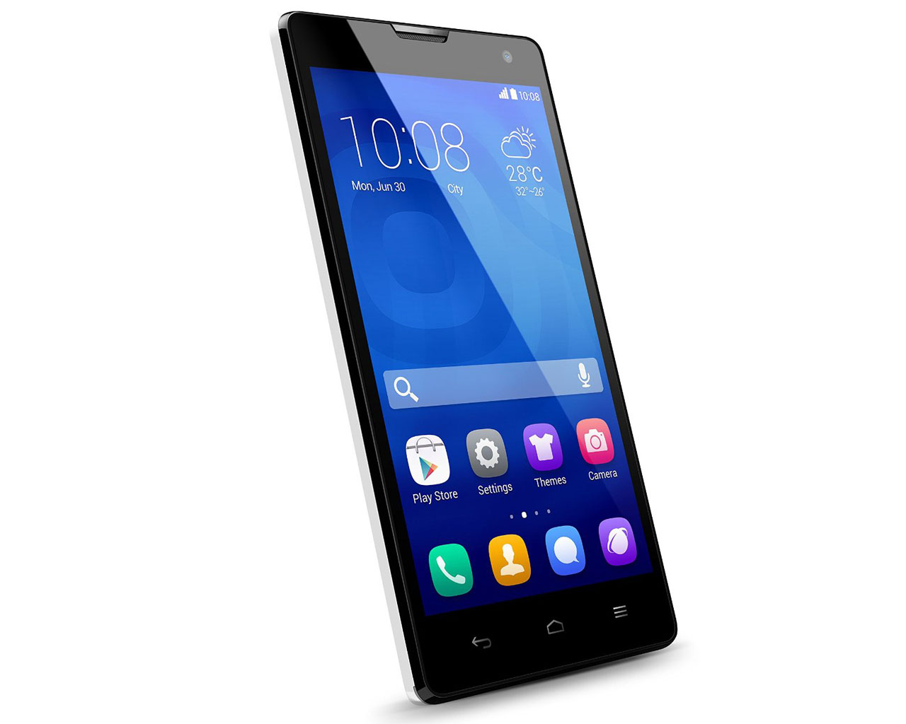 Test Honor 3C Smartphone - Notebookcheck.com Tests