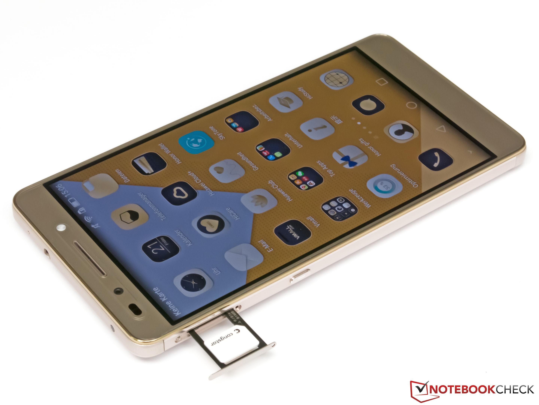Test Honor 7 Smartphone