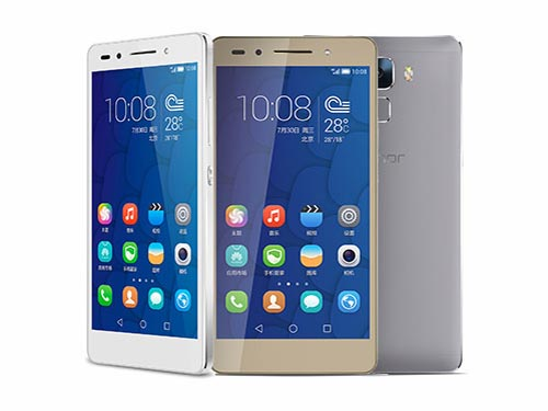 Test Honor 7 Smartphone - Notebookcheck.com Tests