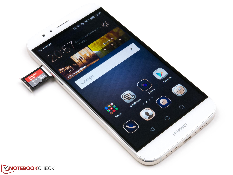 Test Huawei G8 Gx8 Smartphone Notebookcheck Com Tests