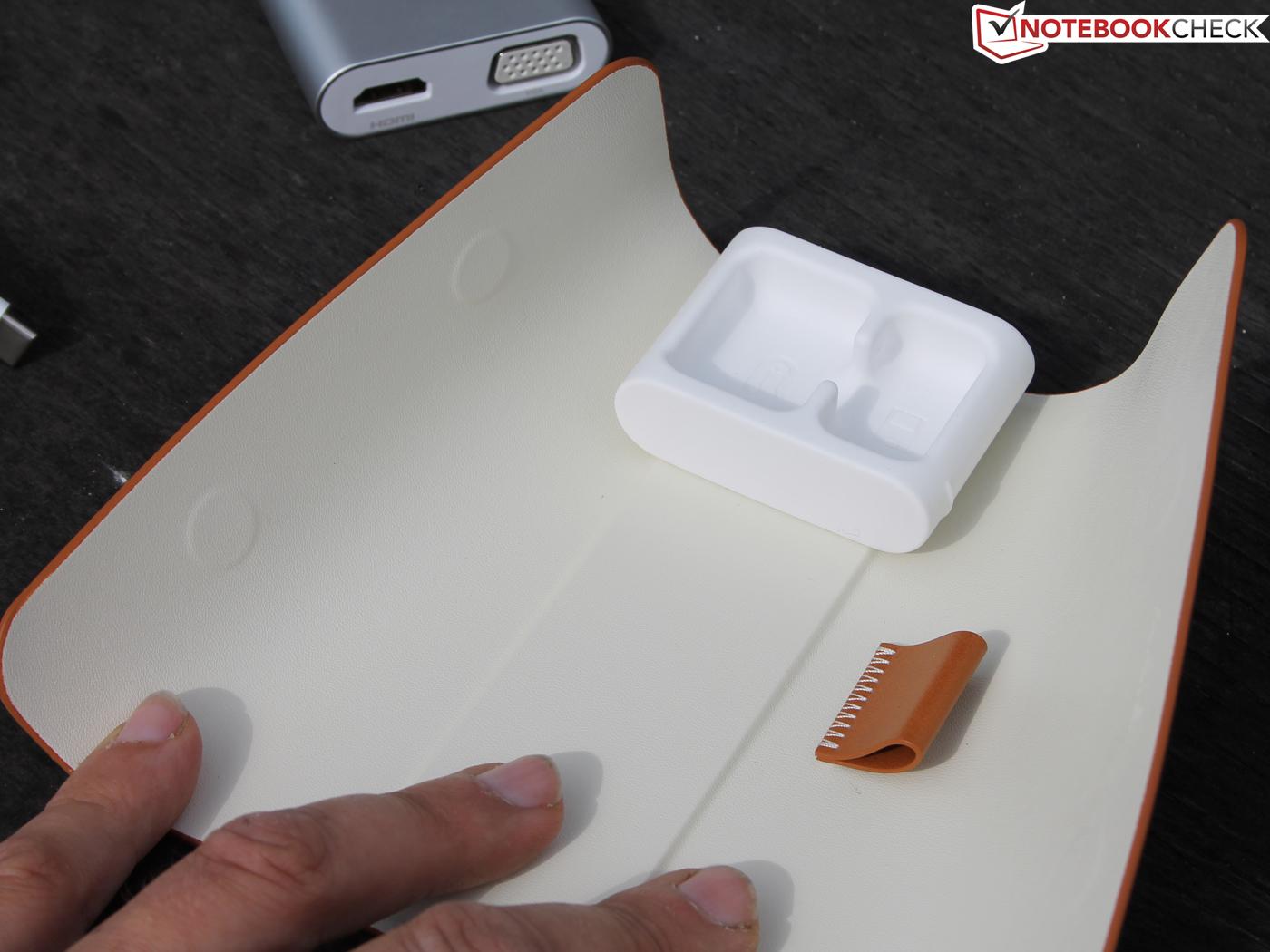 Test Huawei MateBook m5-6Y54 Convertible